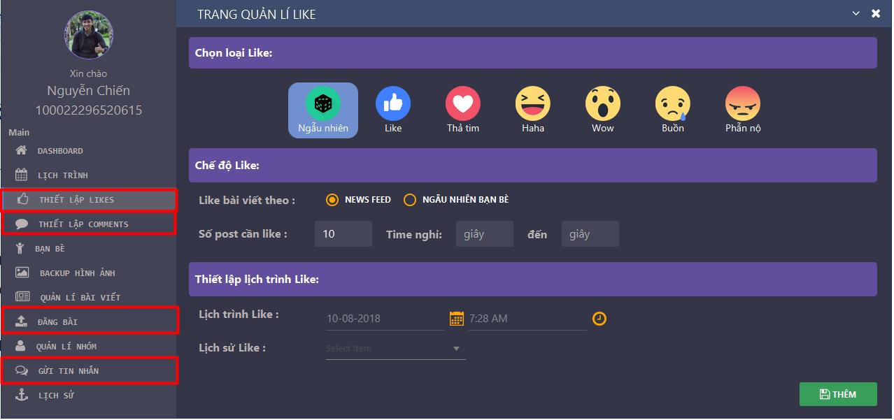 Ch%C6%B0a c%C3%B3 t%C3%AAn - Hướng dẫn chi tiết cách nuôi Account Facebook ảo chạy Facebook ads cho người mới bắt đầu