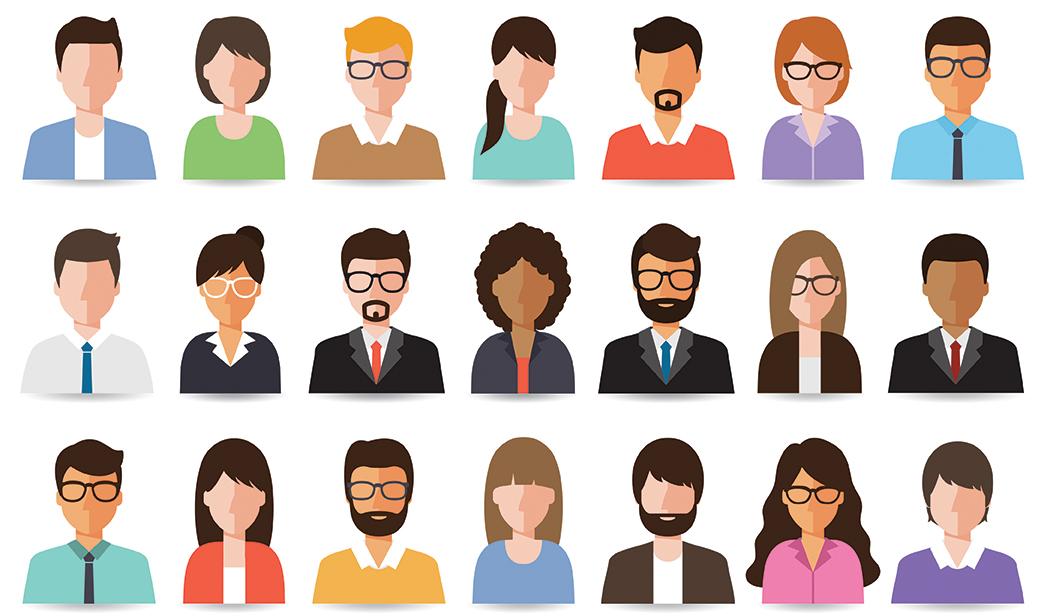 Xây dựng chân dung độc giả (personas)