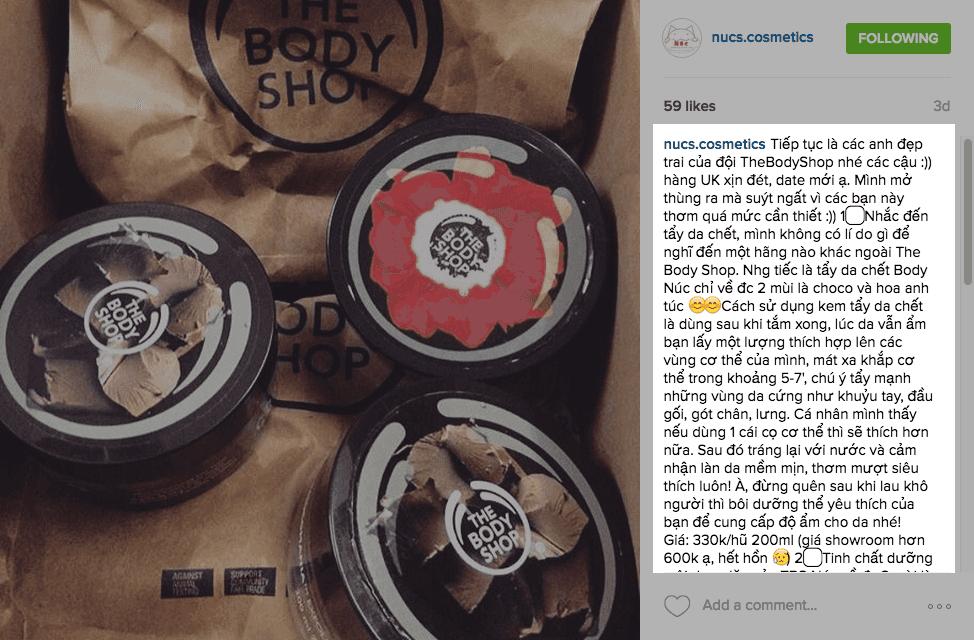 Bổ sung thêm cả tư vấn khách hàng khi bán hàng trên instagram