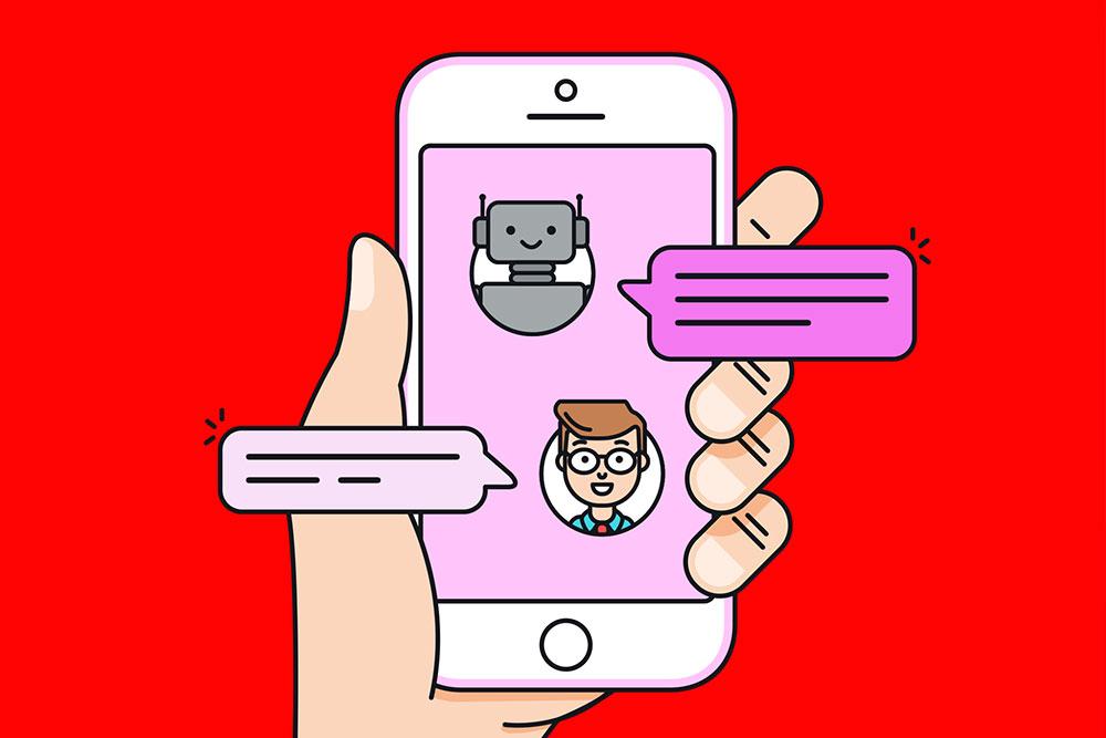 ChatBot là gì? Kinh nghiệm sử dụng Chatbot trong bán hàng online - image chatbot on https://atpsoftware.vn