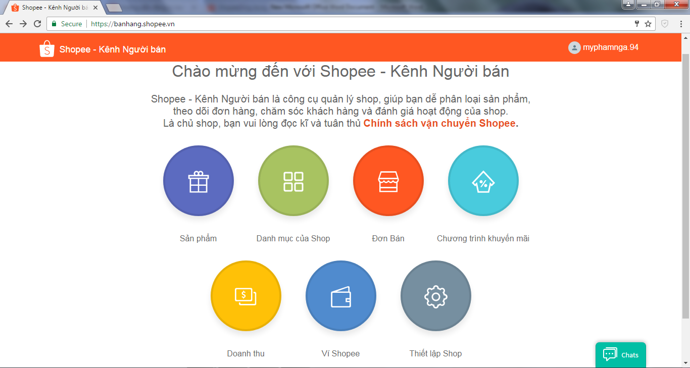 Hướng dẫn cách đăng ký bán hàng trên Shopee chi tiết cho người mới bắt đầu
