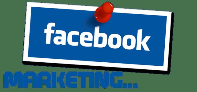 marketing trên mạng xã hội facebook