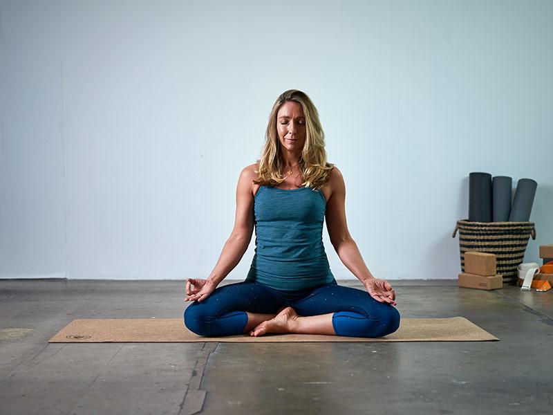 Thiền là một trong những cách giải tỏa áp lực công việc hữu hiệu