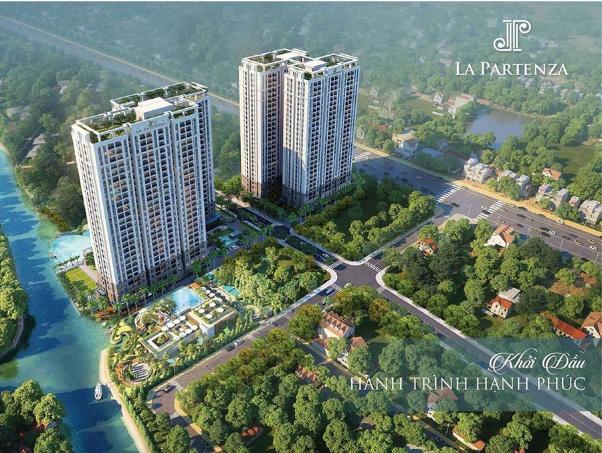 Dự án căn hộ LA Partenza do công ty Khải Minh Land làm chủ đầu tư