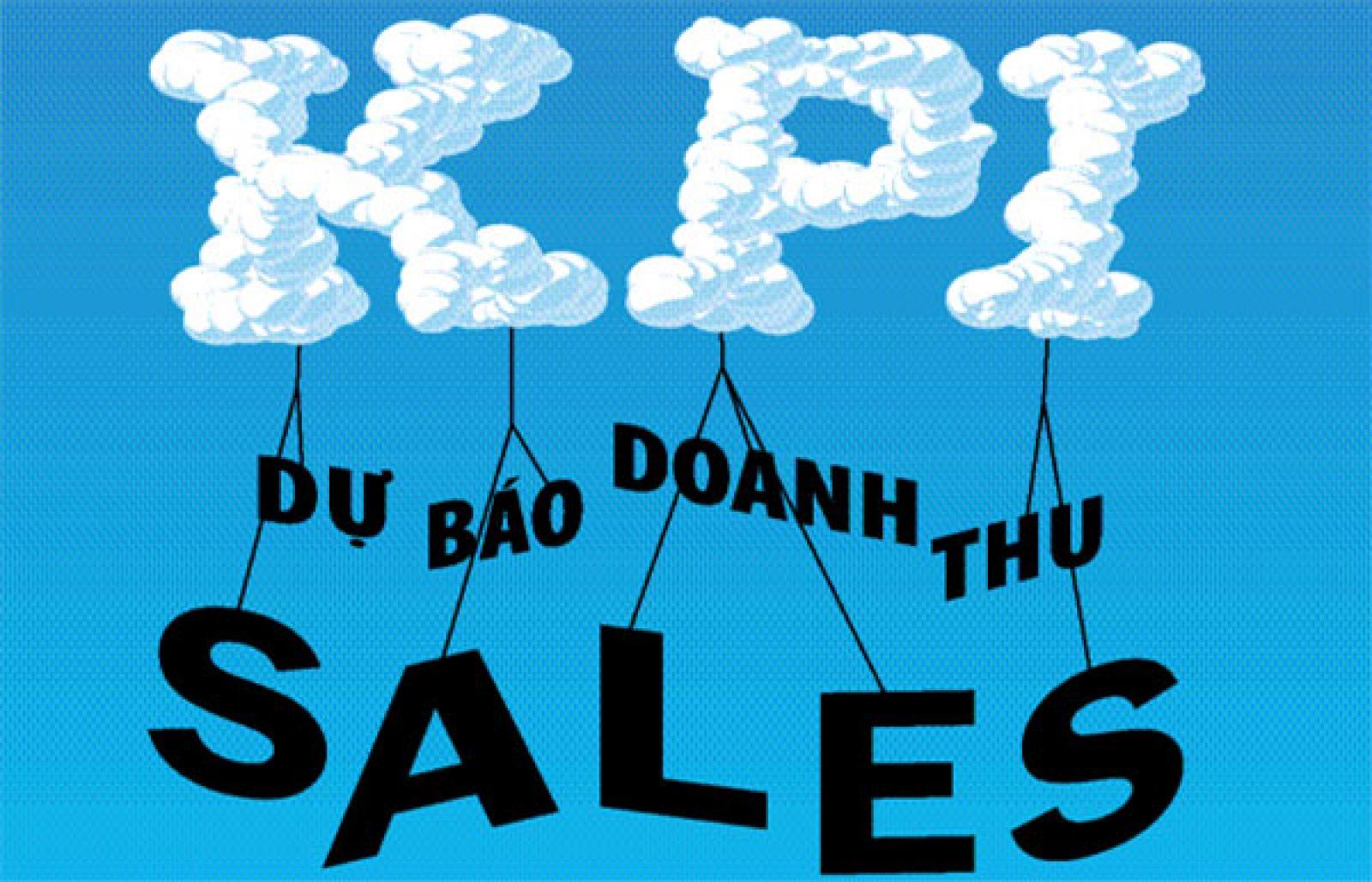 Dự báo doanh thu sales