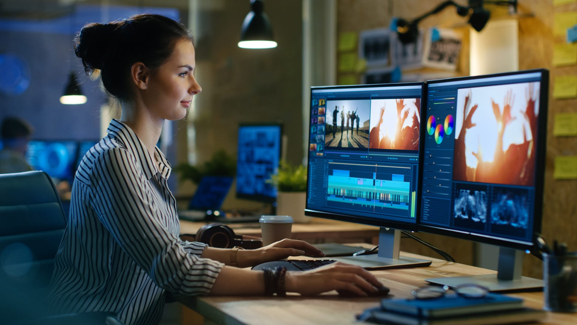 How to Become a Film and Video Editor